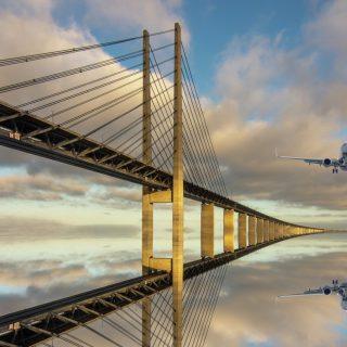 brug over zee