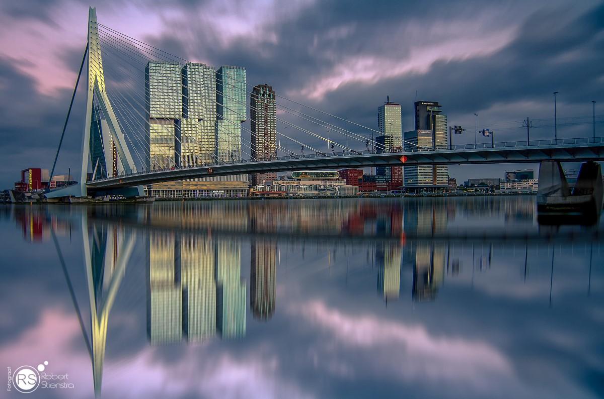 Rotterdam op herhaling